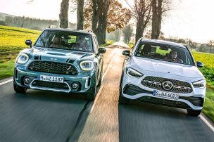 Zwei kompakte SUVs mit viel Prestige