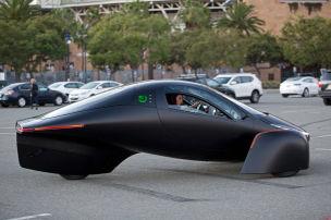 Dieses E-Auto f�hrt �ber 1000 km weit