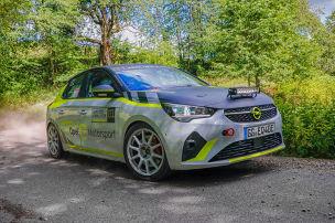 ADAC Opel e-Rallye Cup
