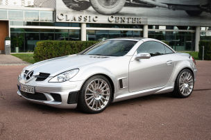 Mercedes SLK 55 AMG Black Series (2006)