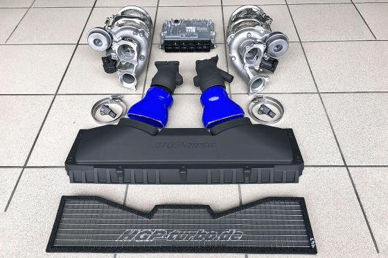 HGP Leistungssteigerungen für den Audi RS6 & RS7 C8 ab Baujahr 2020