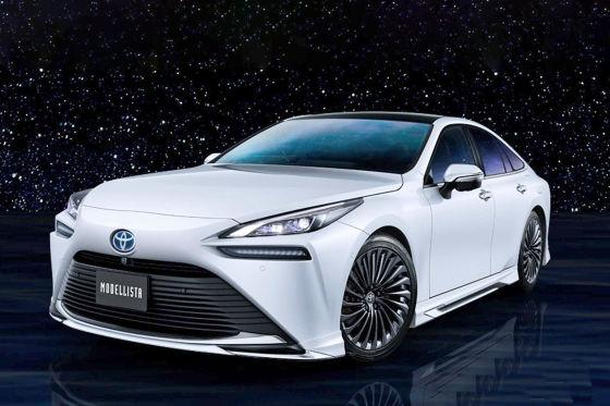 Modellista Toyota Mirai