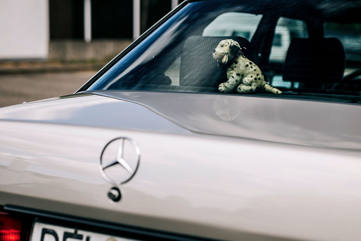 Mercedes 190 E-Klasse