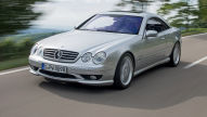 Mercedes CL 55 AMG F1 Limited Edition