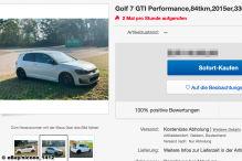 Golf GTI mit 330 PS unter 17.000 Euro!