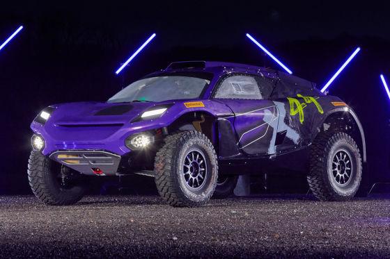 X44 / Extreme E