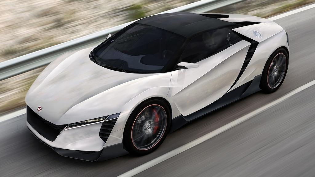 Kommt eine Neuauflage des Honda S2000?