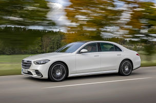 Mercedes S 580 4matic (2021)