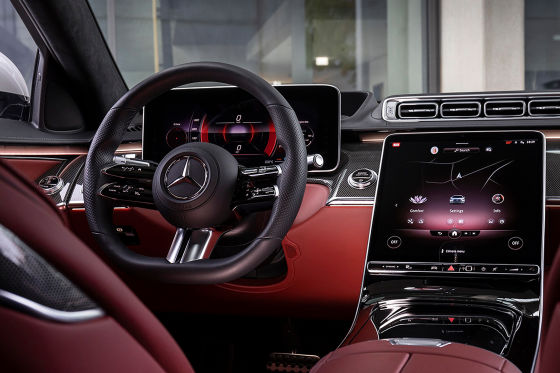 Mercedes S-Klasse S 580 4 matic