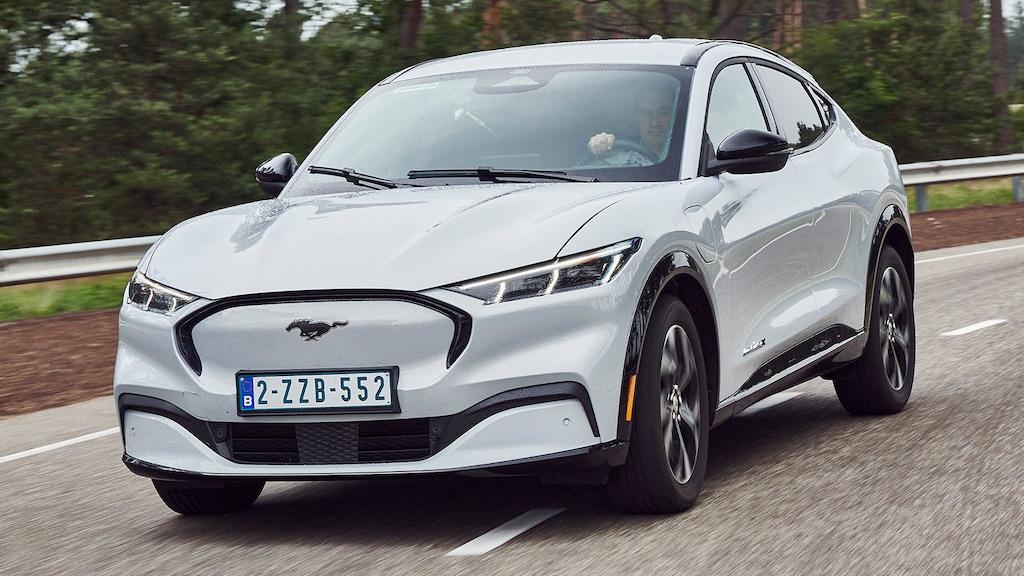 So fährt sich das neue Mustang Elektro-SUV