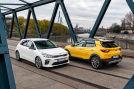 Kia Rio 1.0 T-GDI Mild-Hybrid GT Line         Kia Stonic 1.0 T-GDI Mild-Hybrid Platinum Edition