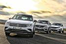 VW Tiguan 1.4 eHybrid DSG   Volvo XC40 T5 Recharge DKG    Peugeot 3008 Hybrid 225 e-EAT8