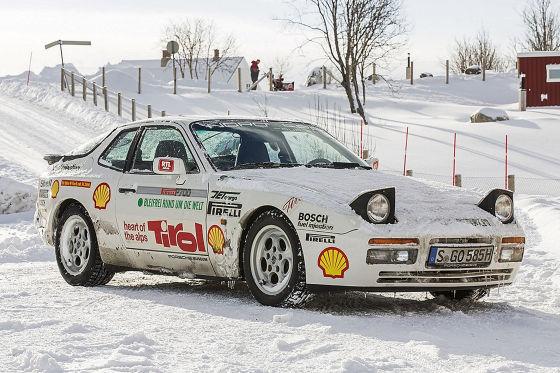 Porsche 944 Turbo Weltenbummler