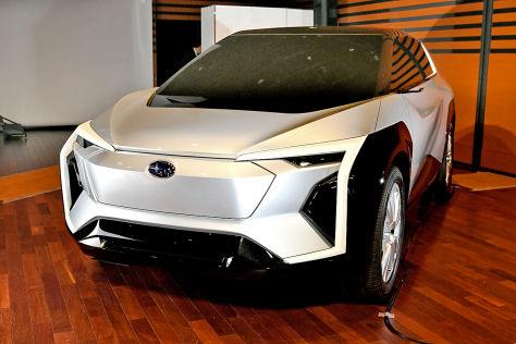 Subaru Elektrostudie