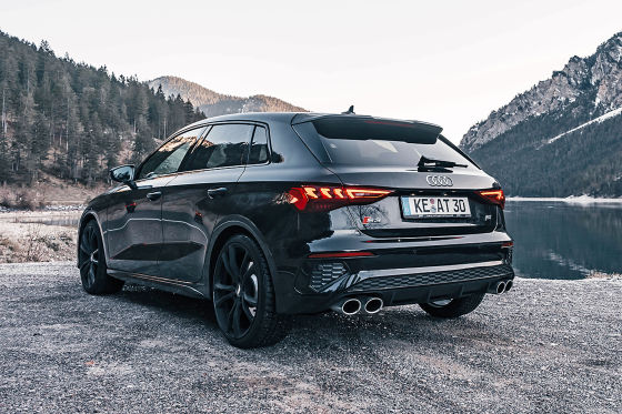 ABT Audi S3 Sportback