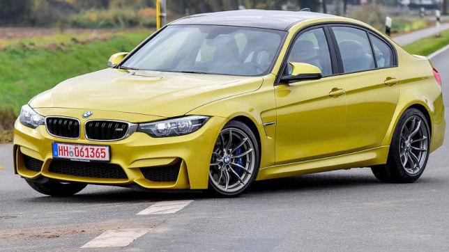 BMW M3 (F80): Gebrauchtwagen-Test