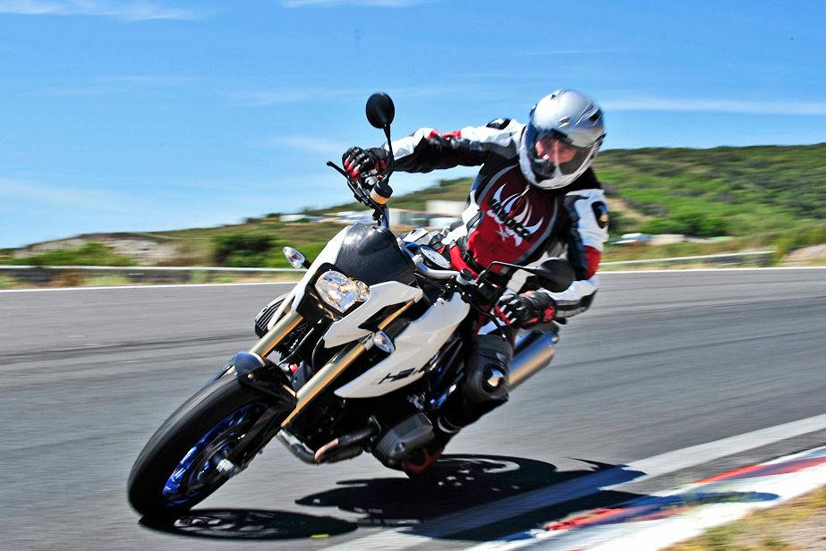 Motorrad BMW HP2 Megamoto