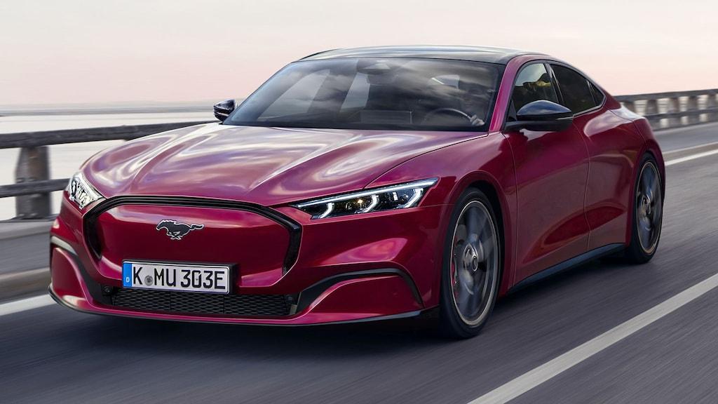 Ein Elektro-Mustang als Limousine?