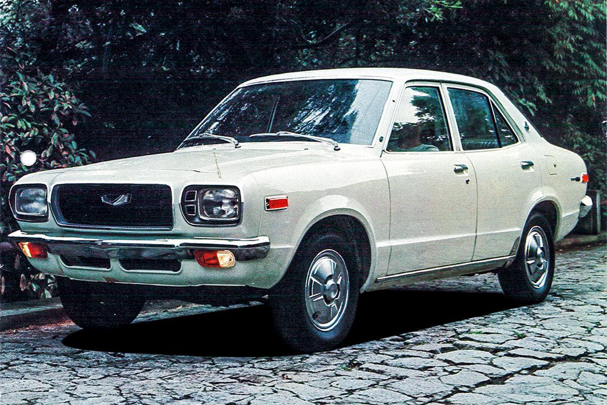 Mazda 1967 - 100 Jahre Mazda