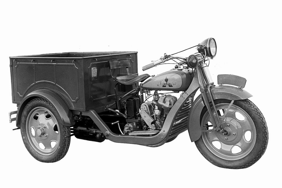 Mazda-Go 1930 - 100 Jahre Mazda