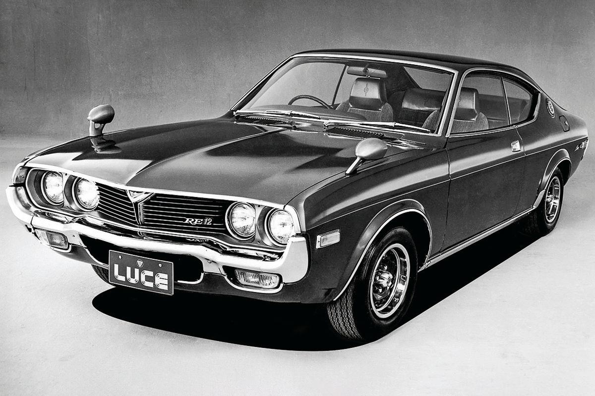 Mazda RX-4 - 100 Jahre Mazda
