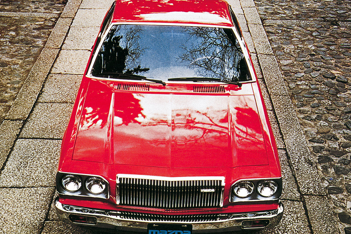 Mazda RX-5 - 100 Jahre Mazda