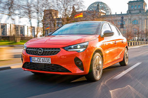 Opel Corsa-e f�r 47 Euro netto leasen