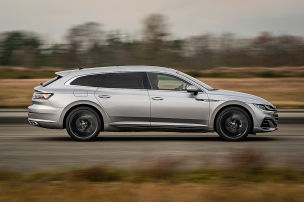 VW Arteon Shooting Brake im Test