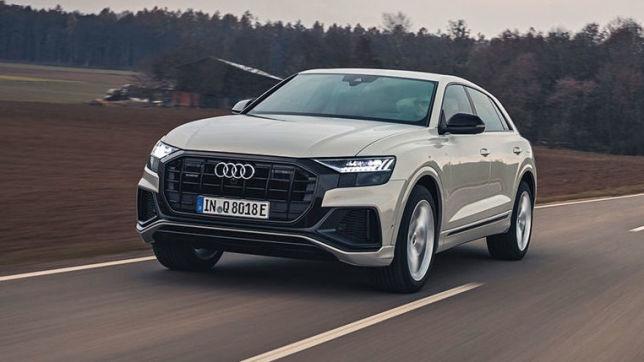 Audi Q8 60 TFSIe (2020)