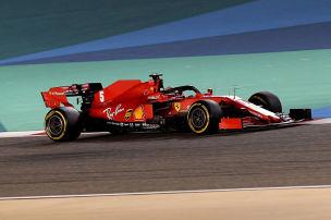 Vettel fordert mehr technischen Fortschritt