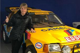 Rallye Dakar: Interview Jutta Kleinschmidt