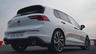 Der Golf 8 GTI gibt auf der Rennstrecke Vollgas