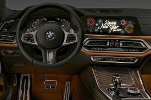 So feiert BMW Silvester im Auto