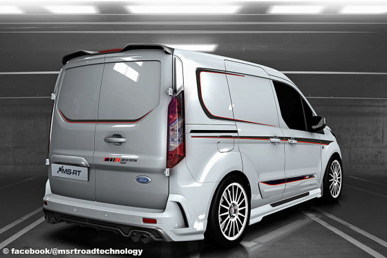 MS-RT R120 Ford Transit Connect
