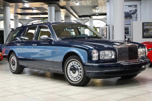 Rolls-Royce mit Dusche zu verkaufen