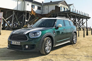 Mini Countryman: Dauertest