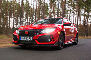 Honda Civic Type R: Dauertest