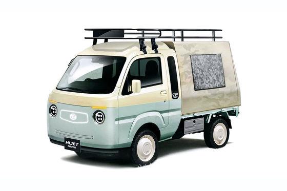 Daihatsu Camper Ver