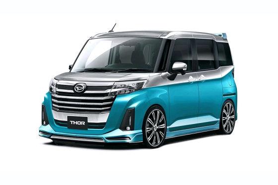Daihatsu Thor Premium Ver mit D-Sport