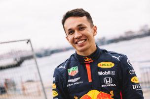 Red Bull bringt Albon in die DTM