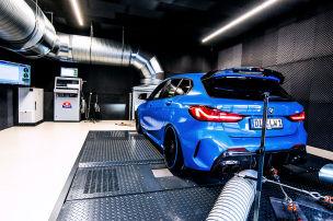BMW-Leistungssteigerung mit T�V