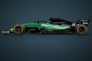 Vettel gespannt auf Mercedes-Motor