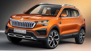 Skoda bringt neues Kompakt-SUV in Indien