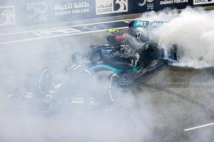Der gro�e Mercedes-Bluff von Abu Dhabi