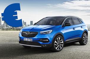 Opel Grandland X 11.163 Euro g�nstiger!