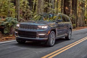 Das ist der neue Jeep Grand Cherokee L