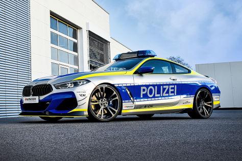 AC Schnitzer ACS8 5.0i TUNE IT! SAFE!-Kampagnenfahrzeug