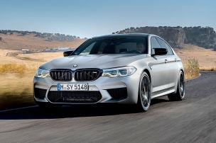 BMW M5 ohne Anzahlung privat leasen