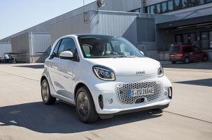Smart EQ fortwo f�r 69 Euro leasen