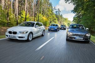 BMW 1er gebraucht: Motorisierung, Kosten, Ausstattung